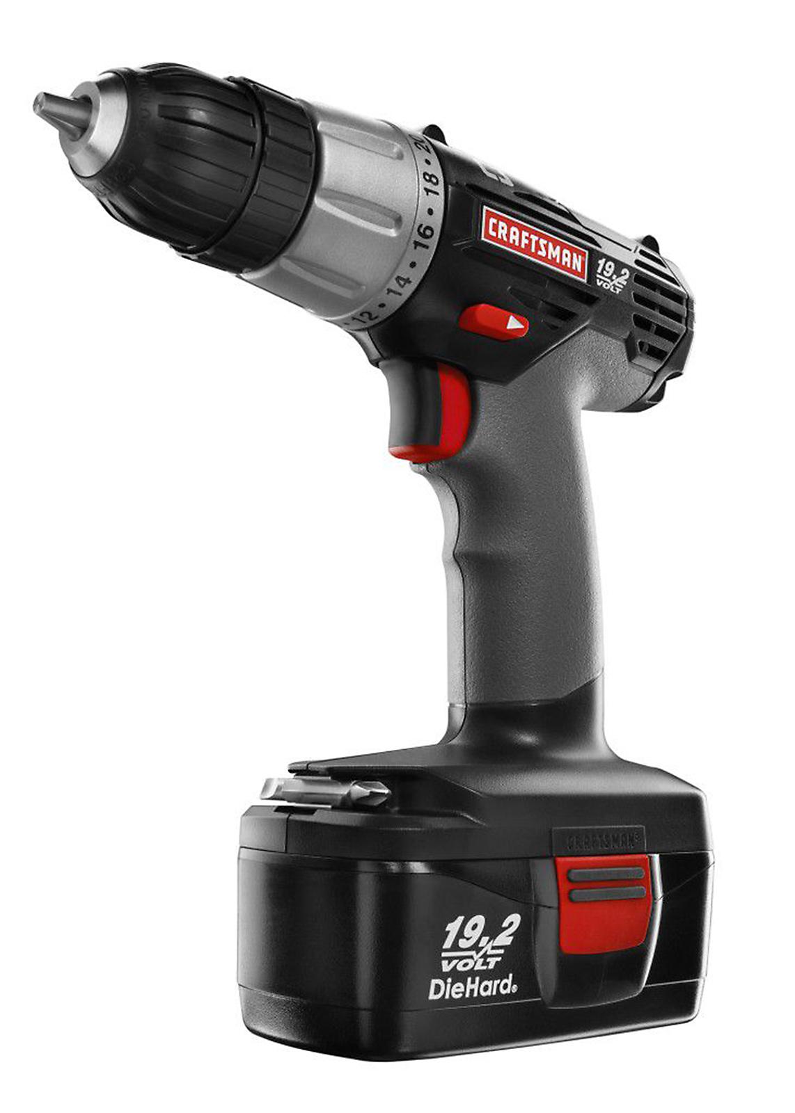 Craftsman 17191 19.2-volt C3 Cordless Drill/Driver