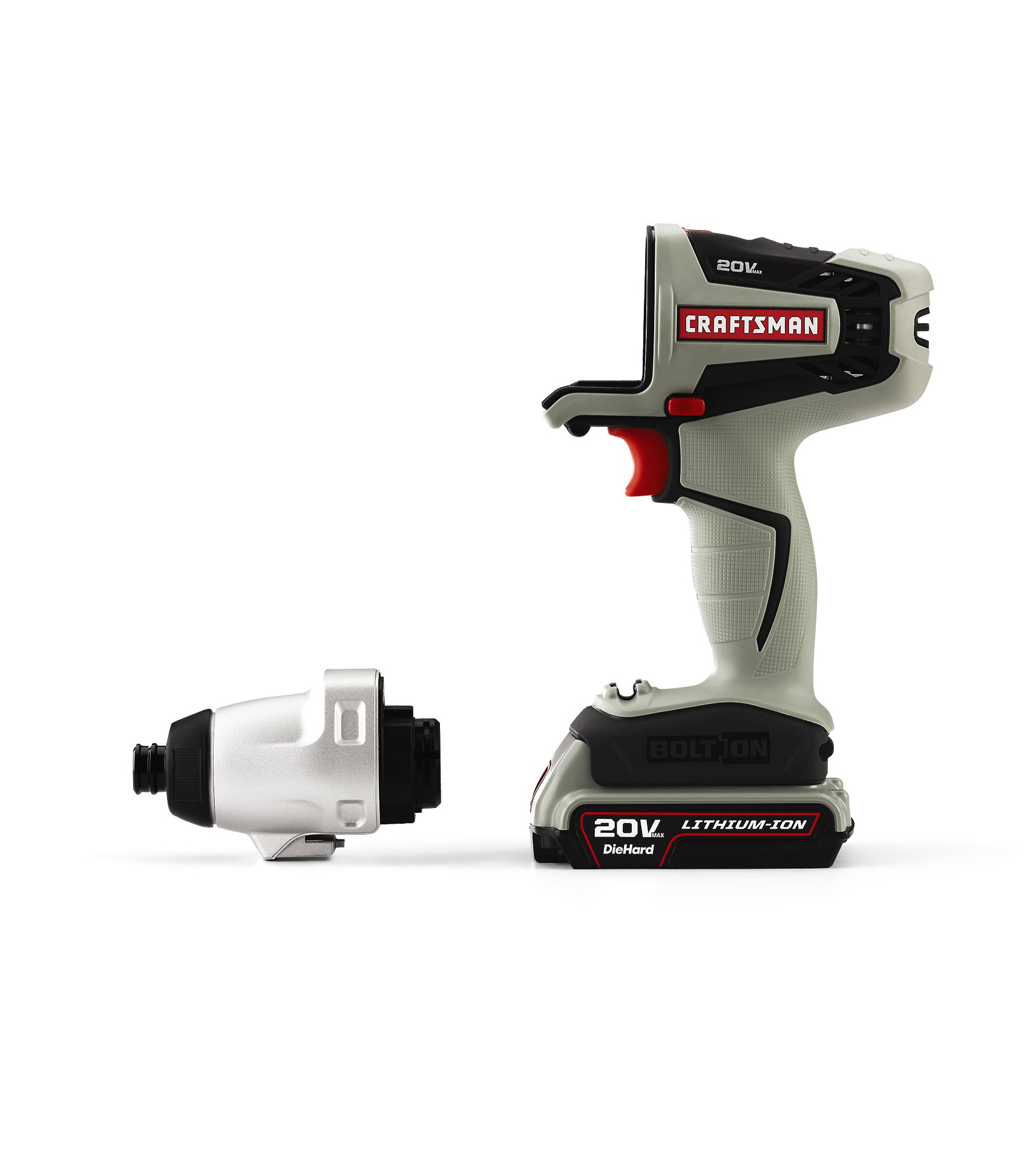 Craftsman Bolt-On ™  Impact Attachment