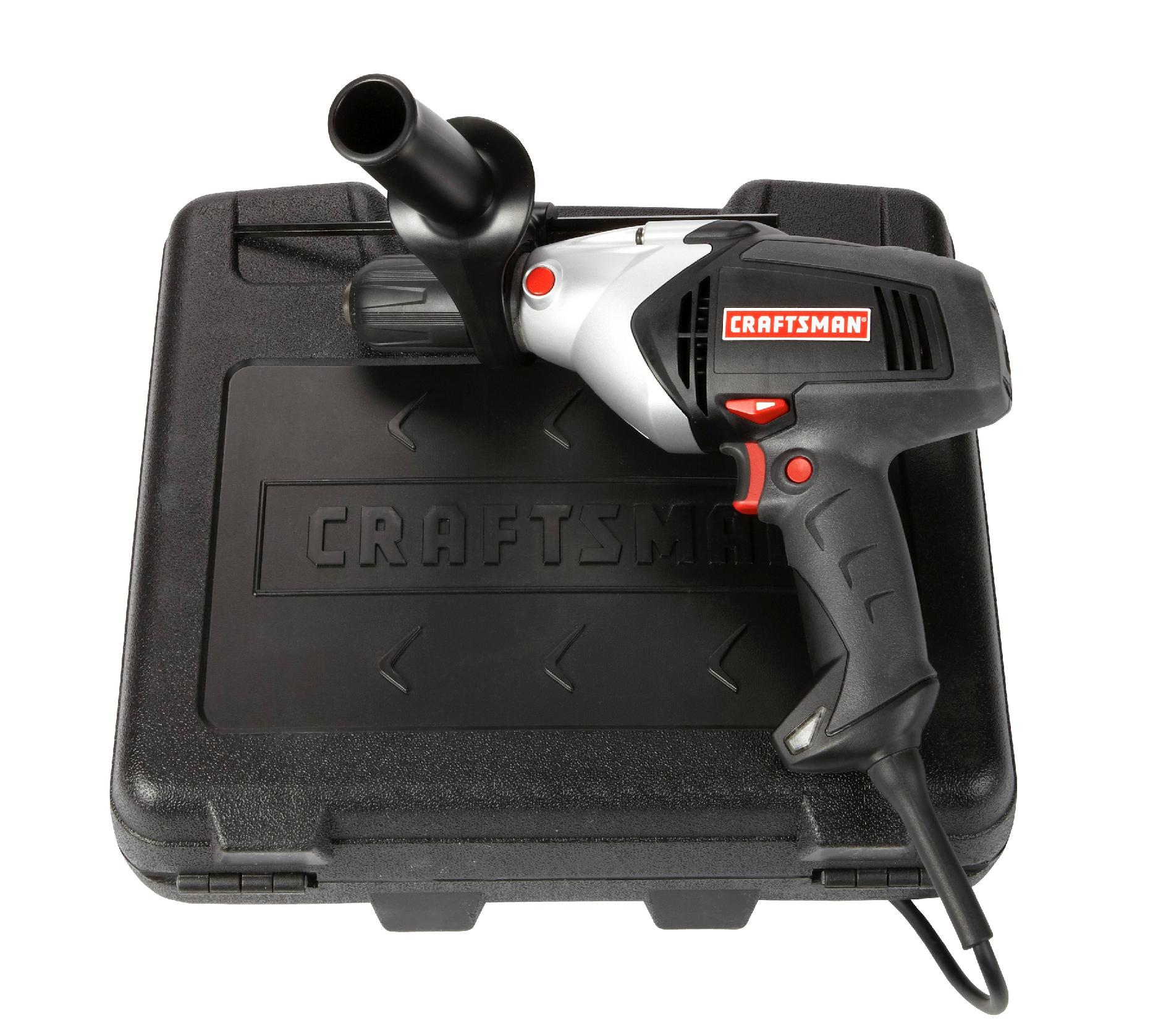 Craftsman 1/2 in. Corded Drill