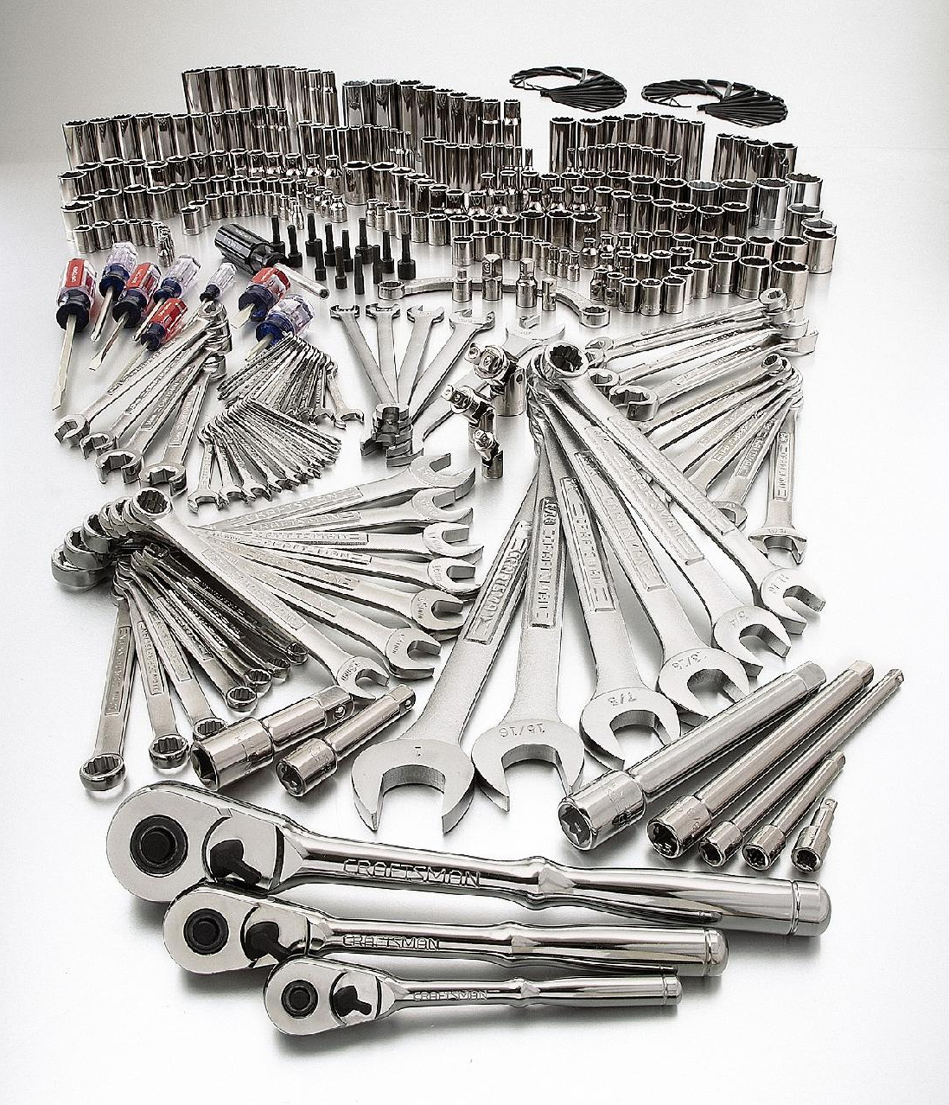 Craftsman 348 pc. Mechanics Tool Set