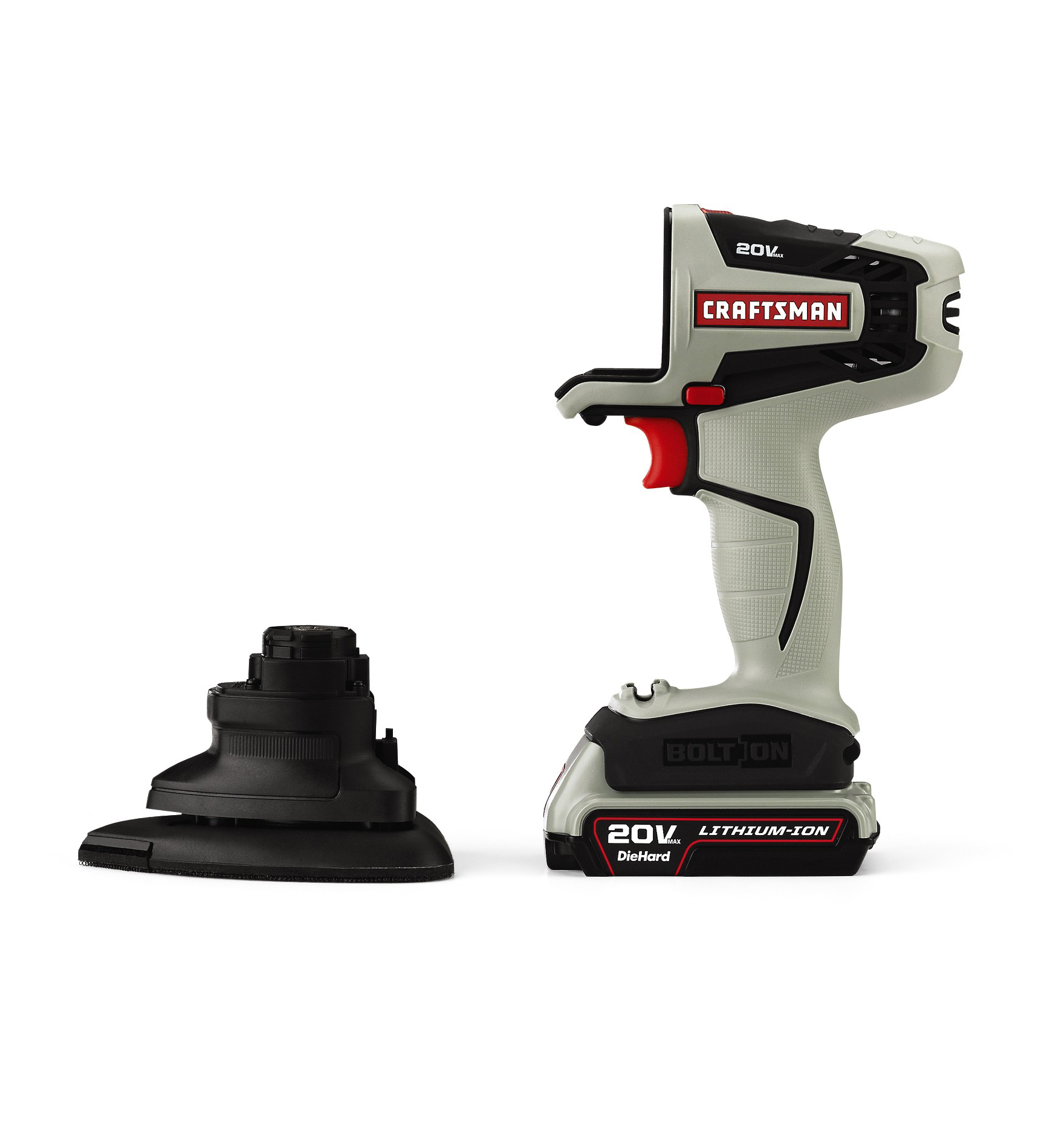 Craftsman Bolt-On ™  Sander Attachment