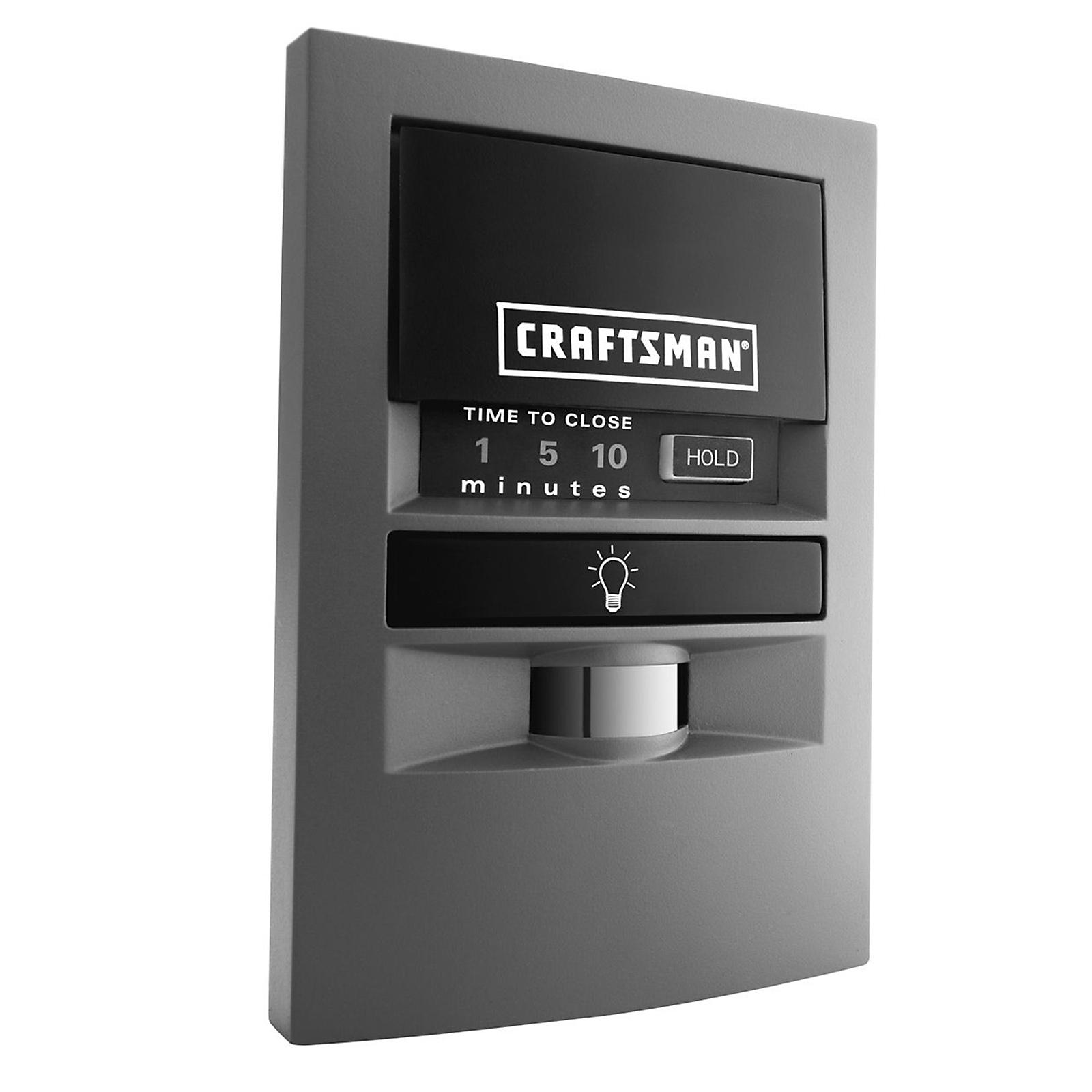 Craftsman AssureLink™ Internet Connected DC Chain Drive Garage Door Opener - No Annual Fees, Free App Download
