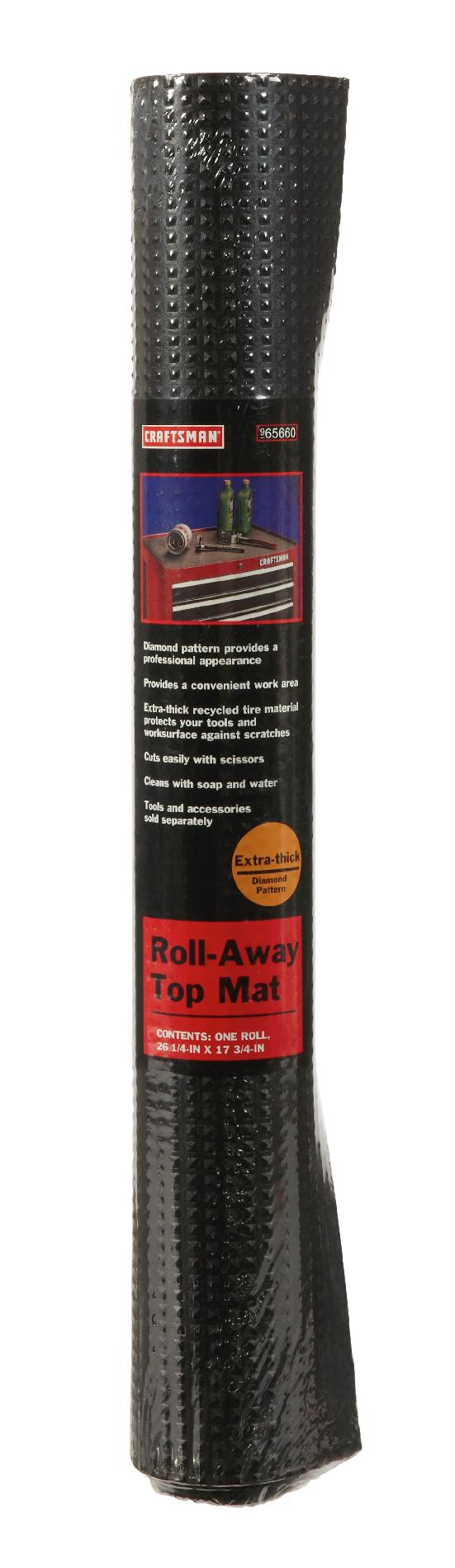 Craftsman Diamond Top Mat