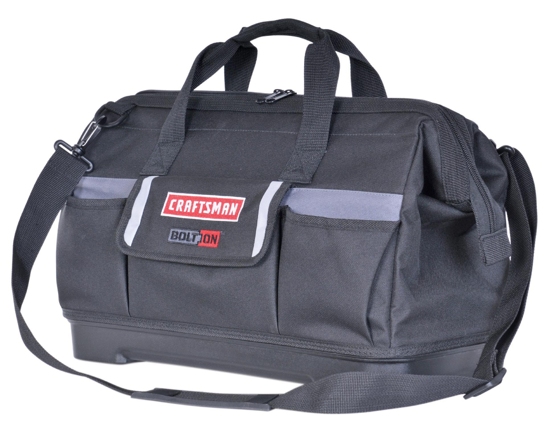 """Craftsman 18"""" BOLT ON Storage Bag"""