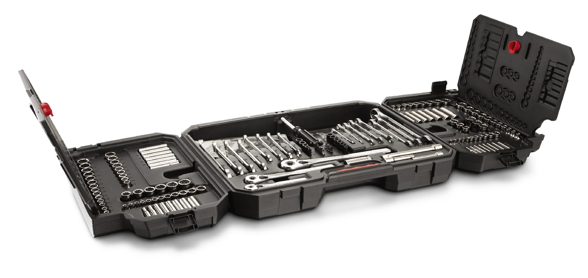 Craftsman 192 pc. Mechanics Tool Set with Trifold Case