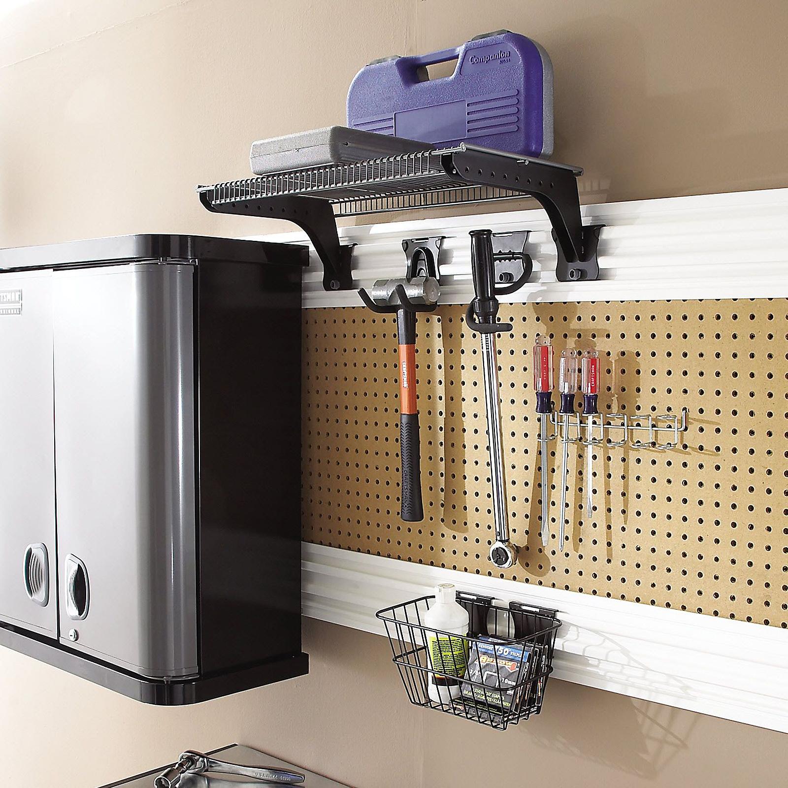 Craftsman VersaTrack Trackwall (Hook Sold Separately)