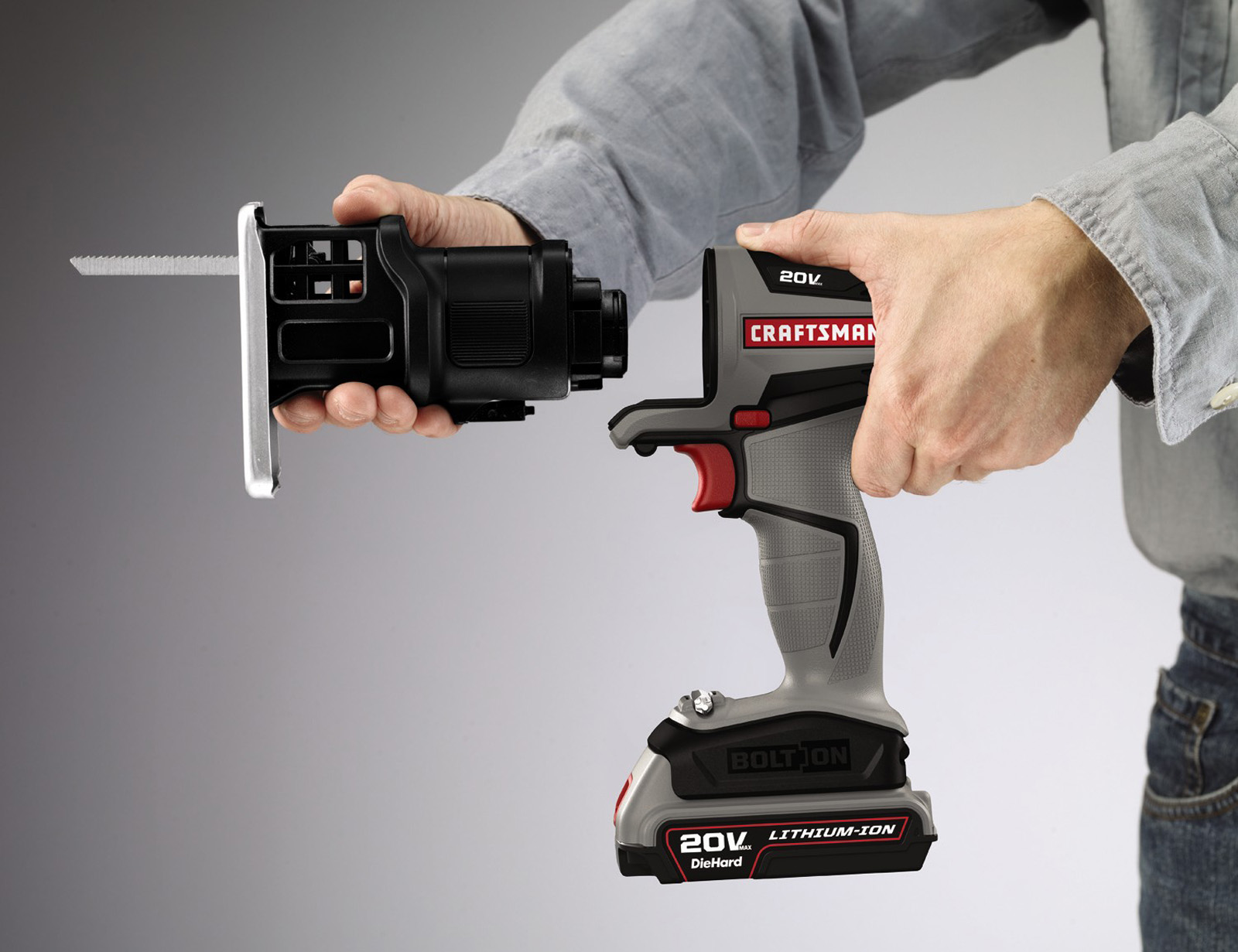Craftsman Bolt-On ™ Jig Saw Attachment