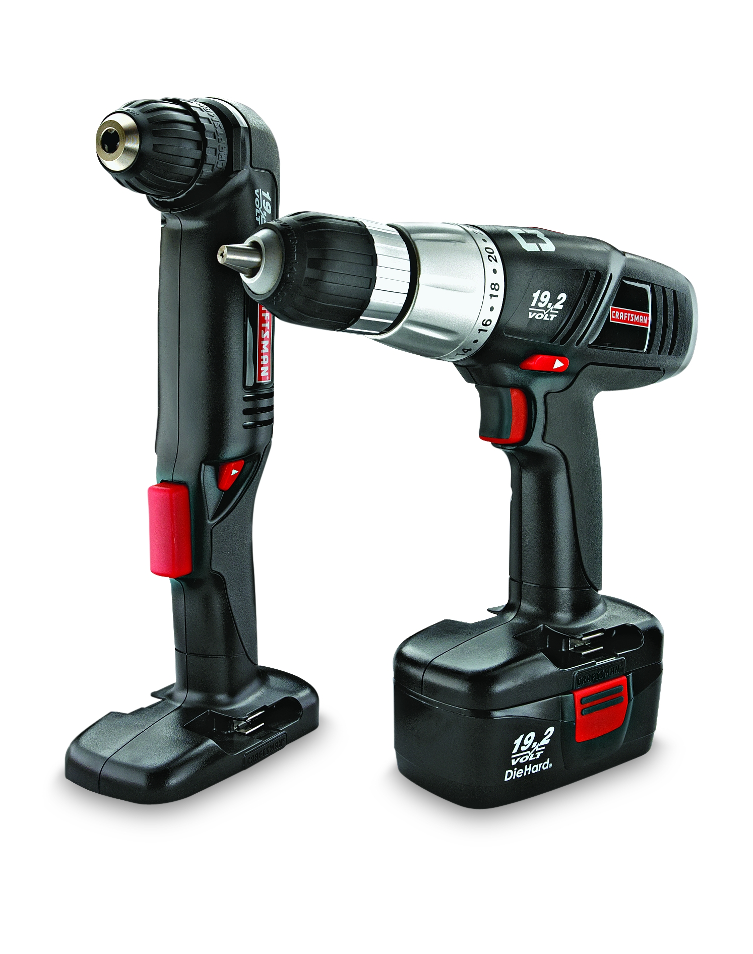 Craftsman C3 19.2-Volt  Cordless Combo Kit with RA Drill