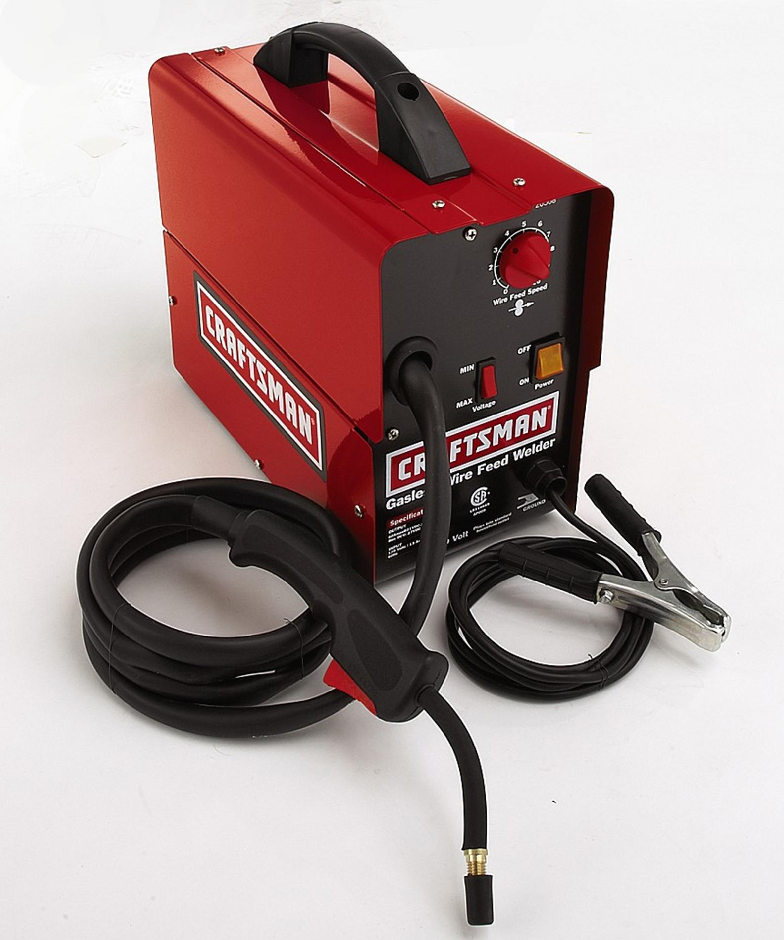 Craftsman Wire Feed Welder, Gasless