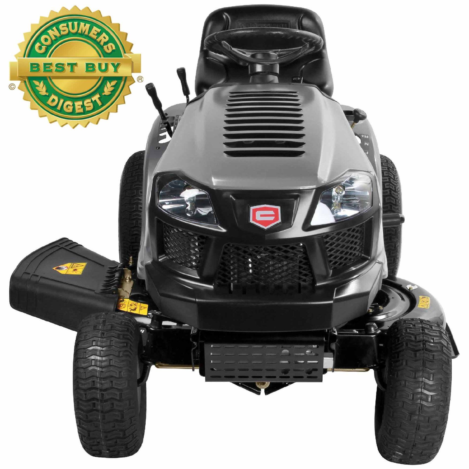 "Craftsman 420cc 42"" Step Through Frame Riding Mower – Non CA"