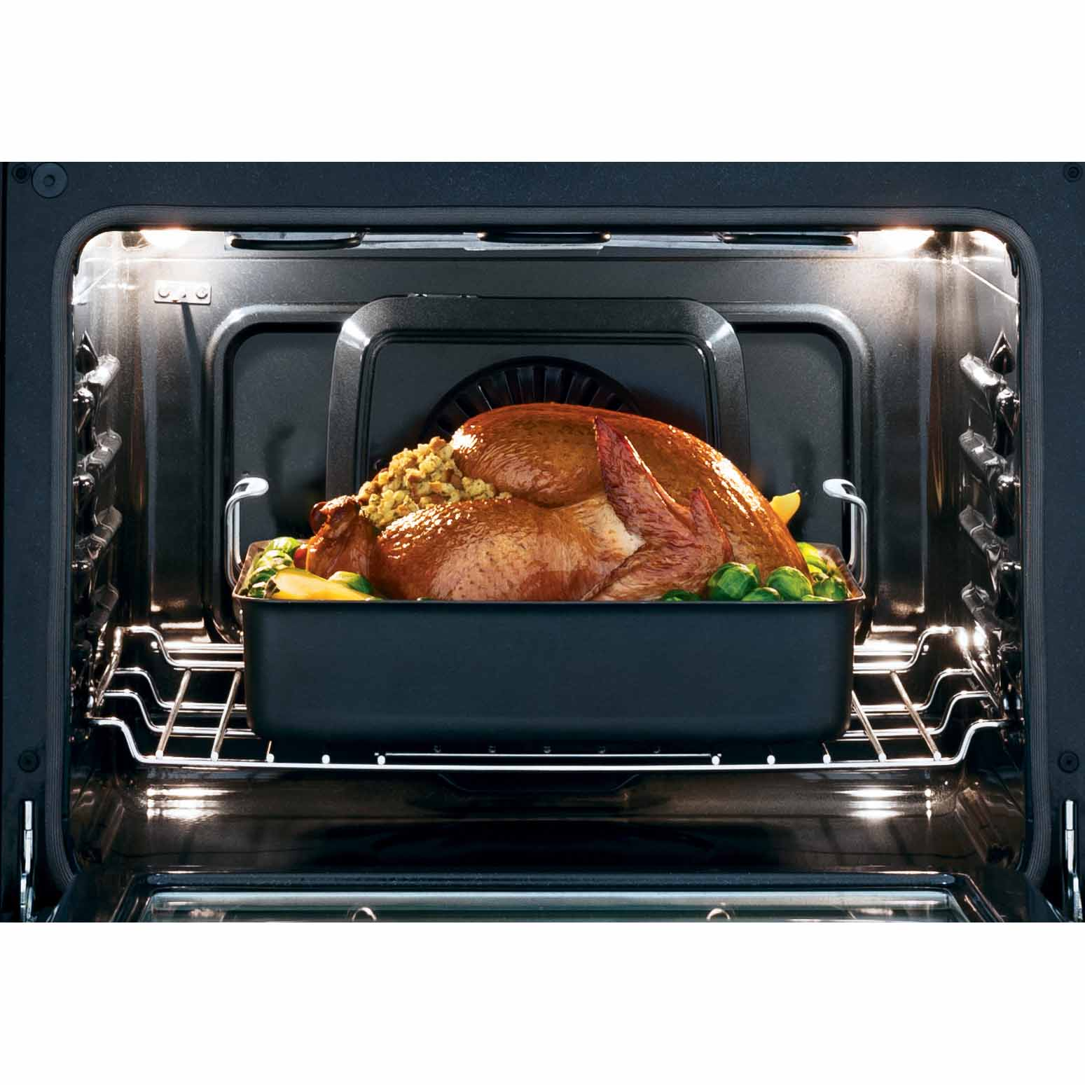 Frigidaire Gallery 4.6 cu. ft. Built-In Double Electric Wall Oven w/ Smudge-Proof™ - Stainless Steel