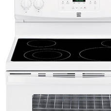 Kenmore 94192 5 4 Cu Ft Electric Range W Convection