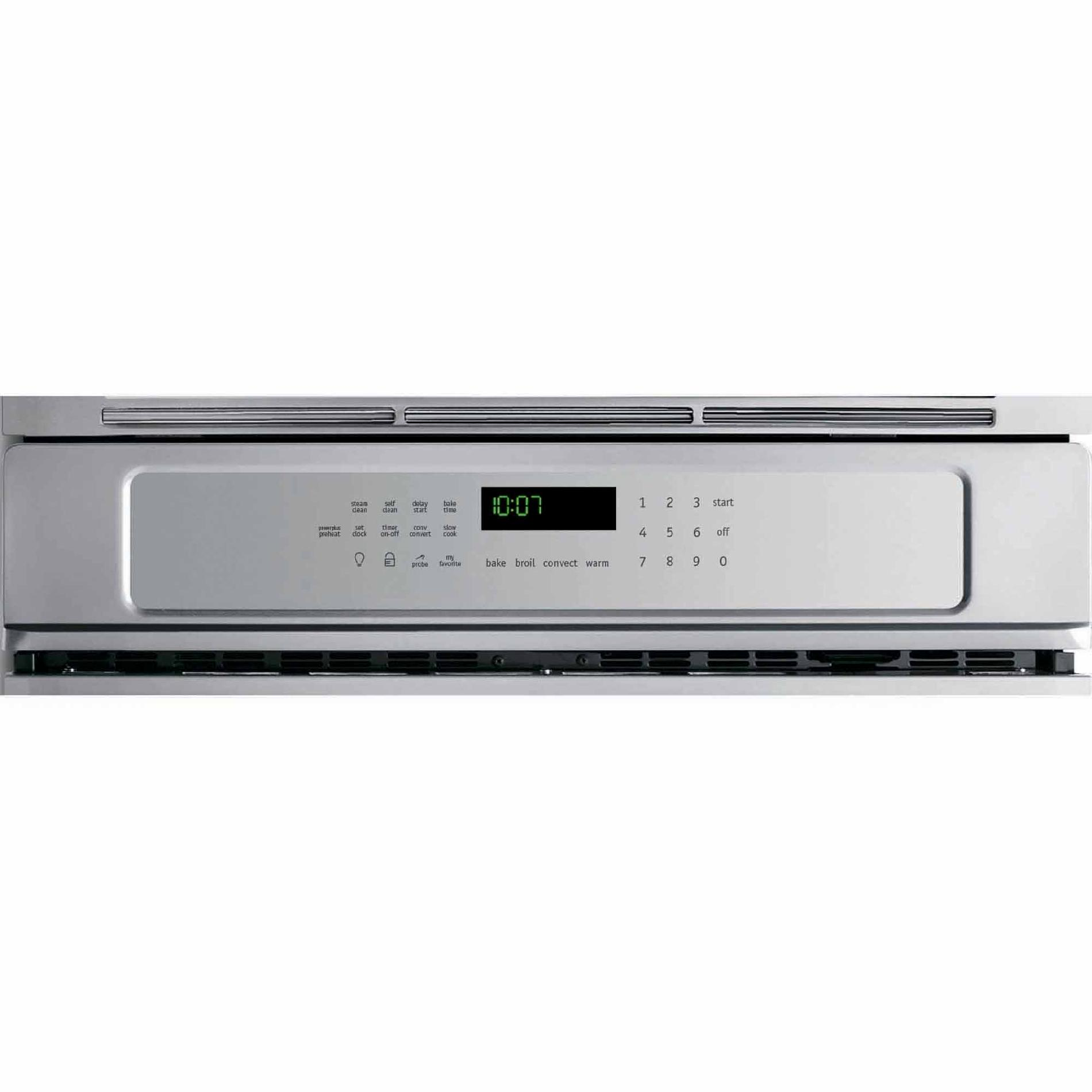 Frigidaire Professional 4.6 cu. ft. Electric Wall Oven/Microwave Combination w/ Smudge-Proof™ - Stainless Steel