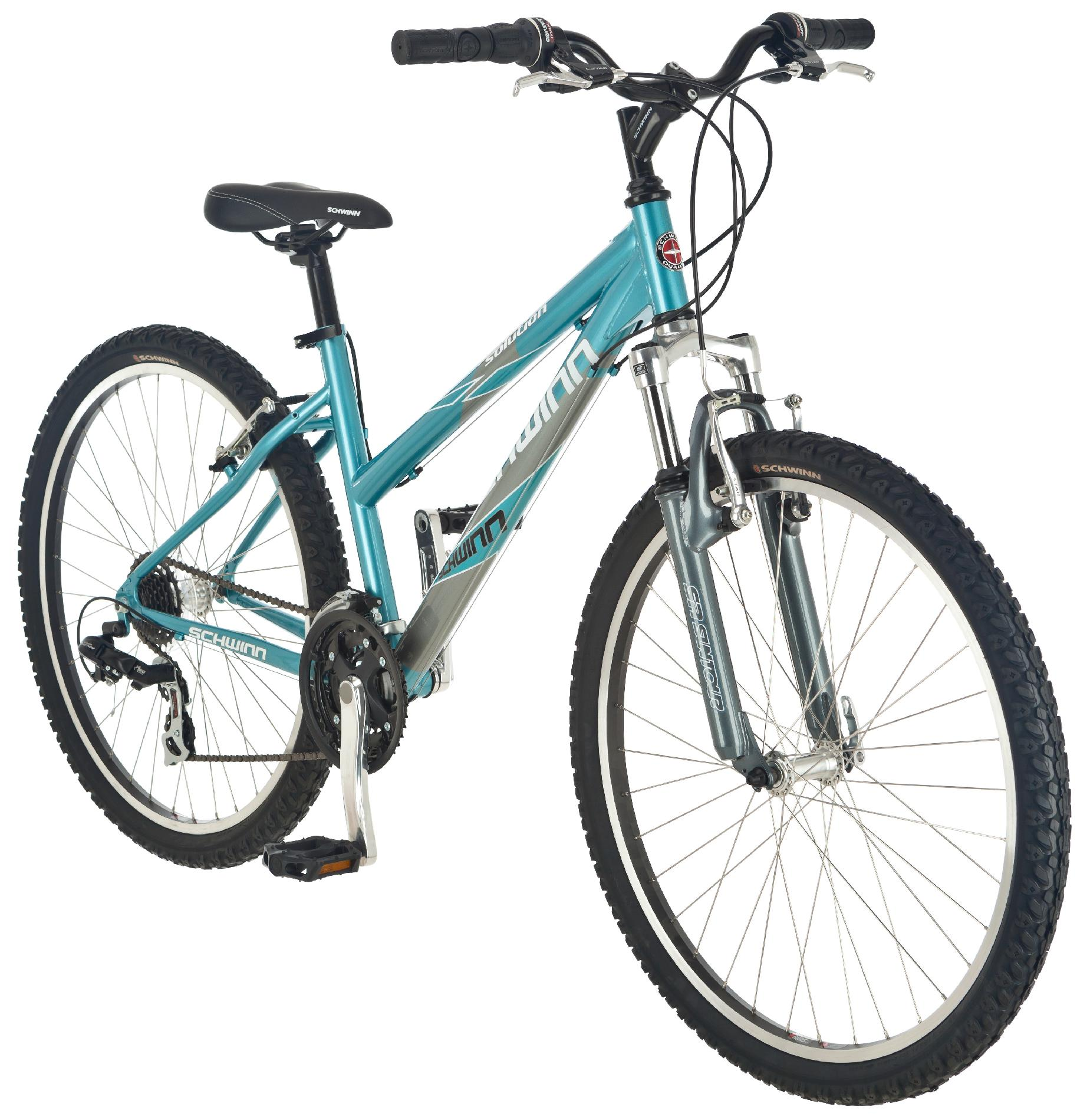 "Schwinn Solution 26"" Womens Mountain Bike"