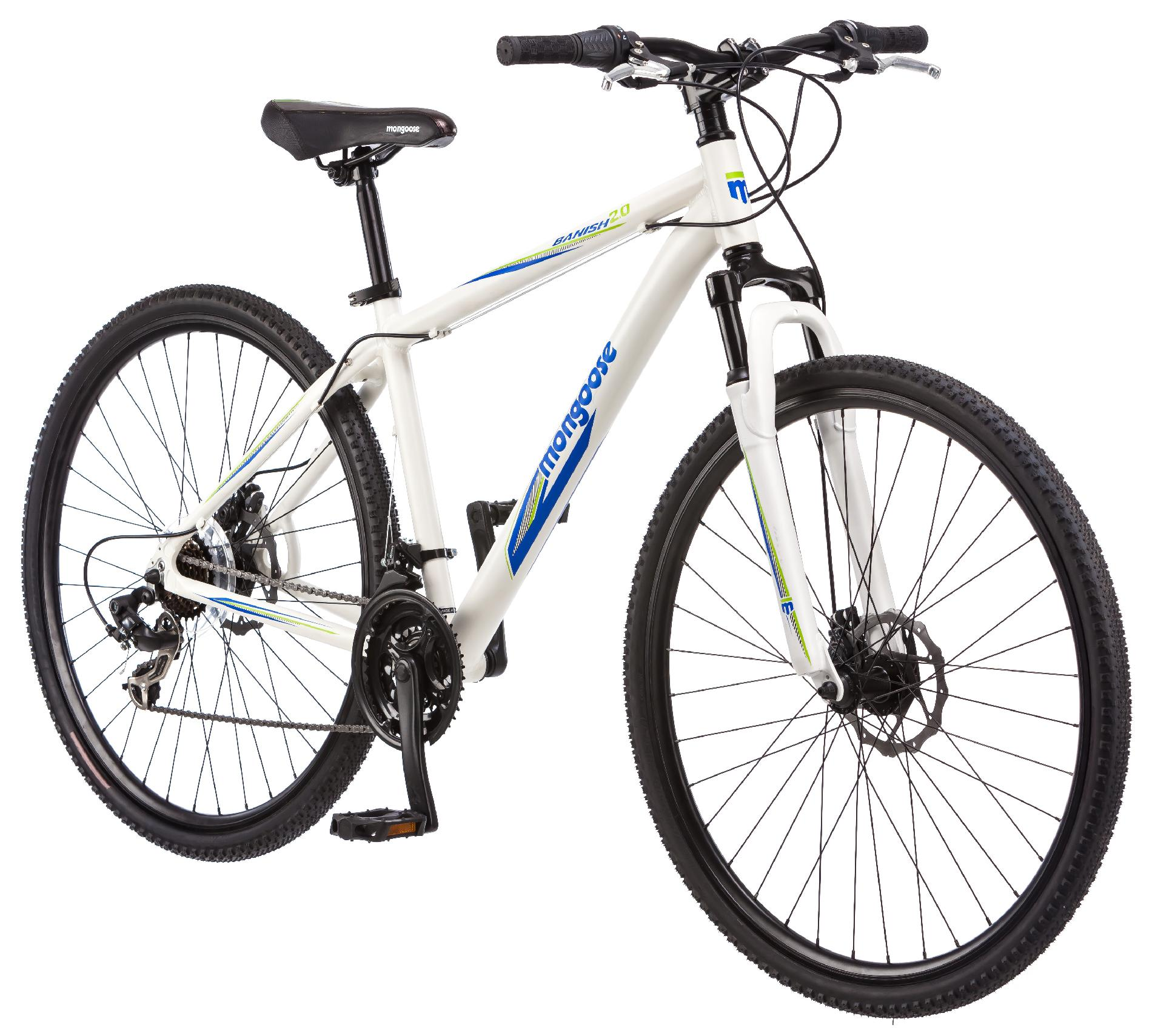 "Mongoose 29"" Men's Banish Bike"