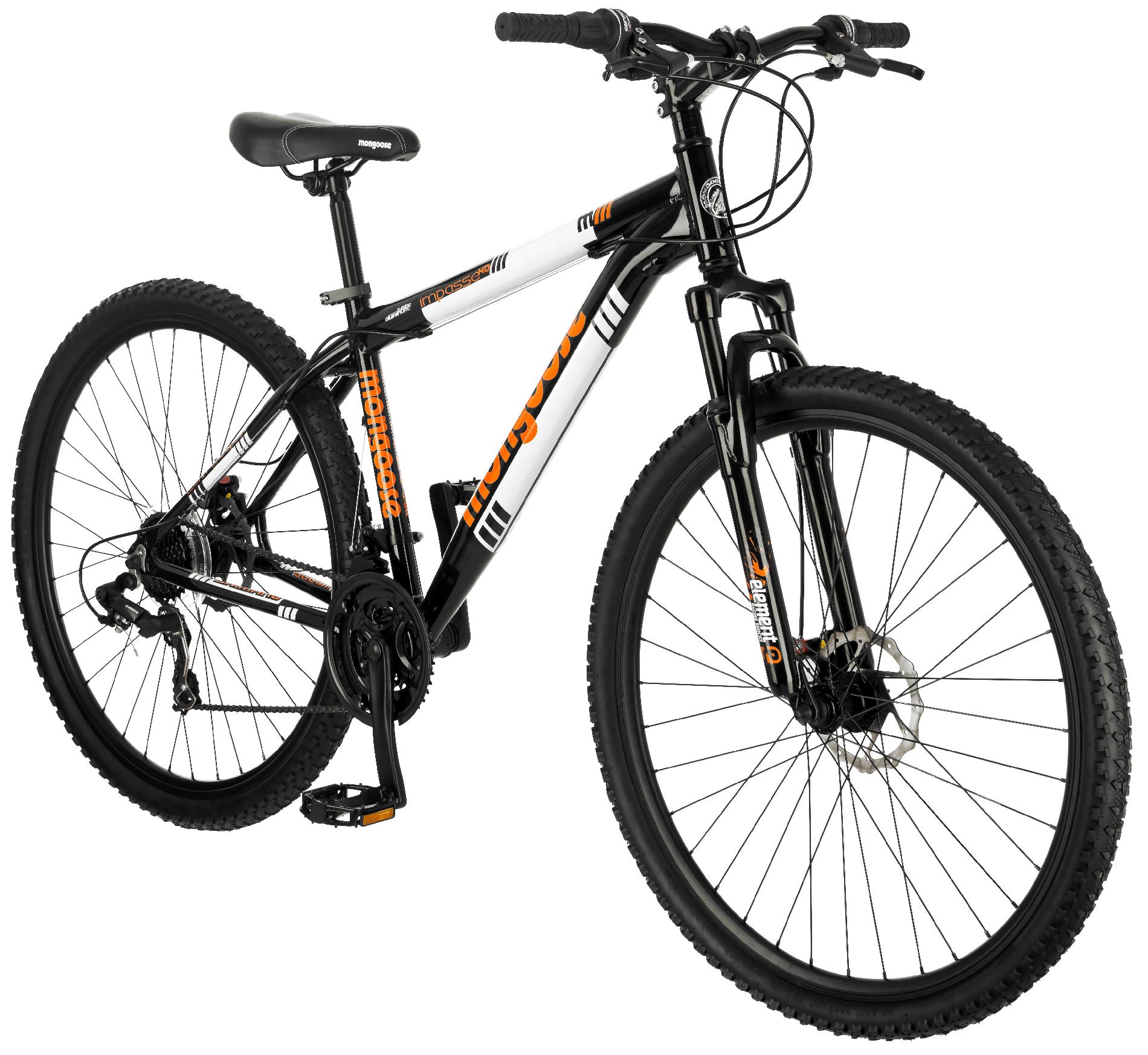 "Mongoose Impasse 29"" Mens Mountain Bike"