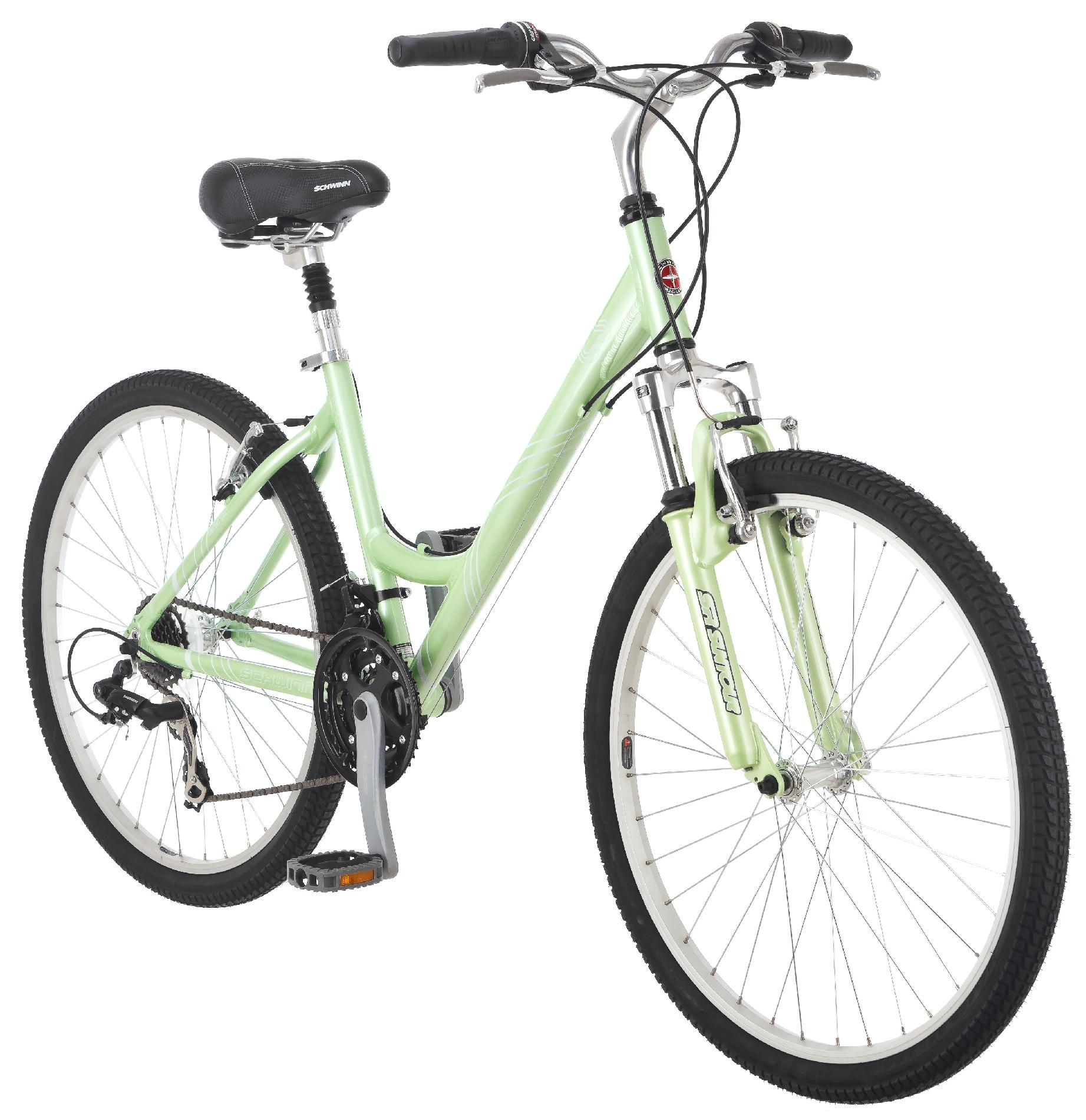 "Schwinn Women's Suburban CS 26"" Comfort Bike"