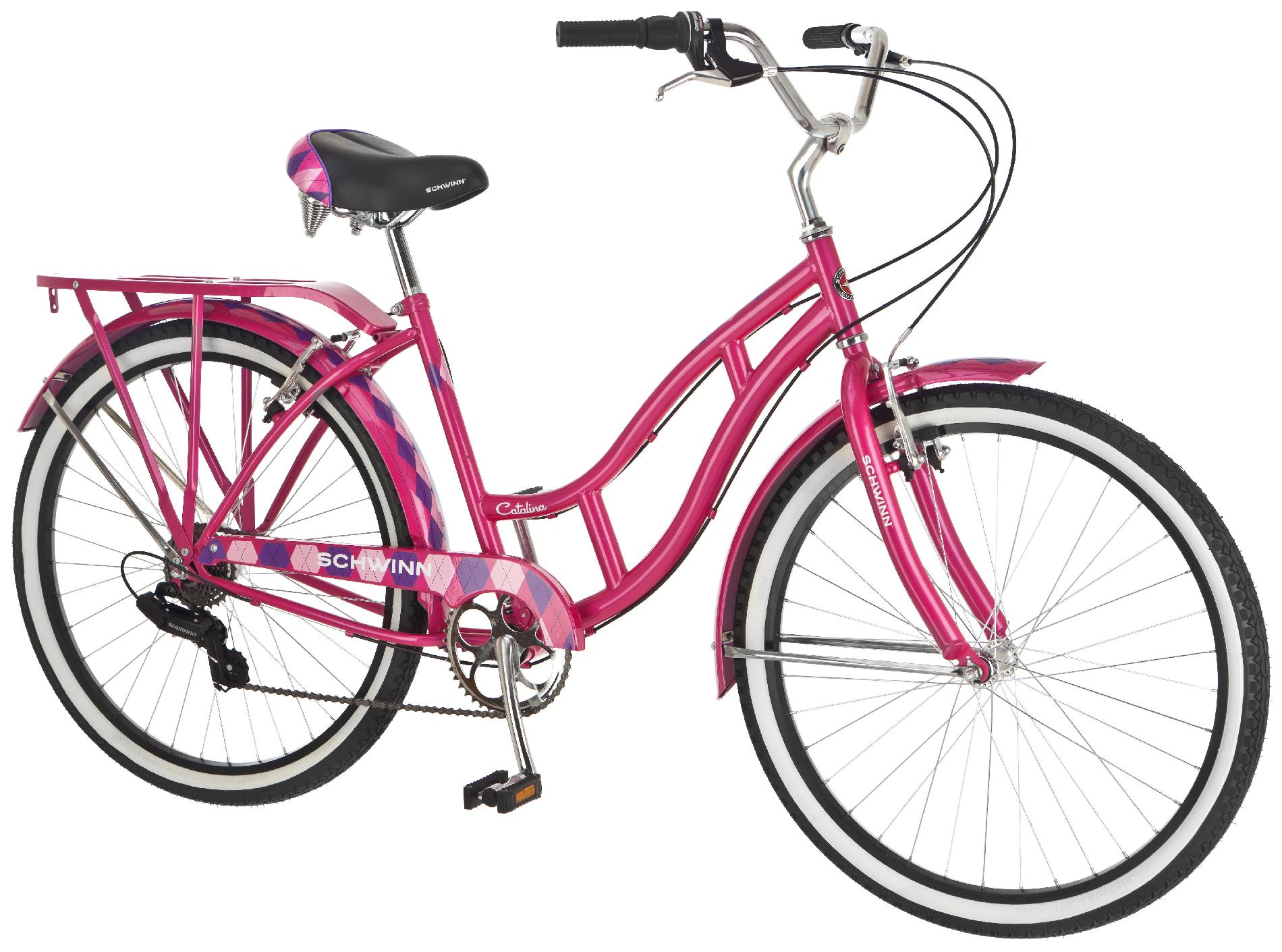 "Schwinn 26"" Women's Catalina Cruiser Bike"