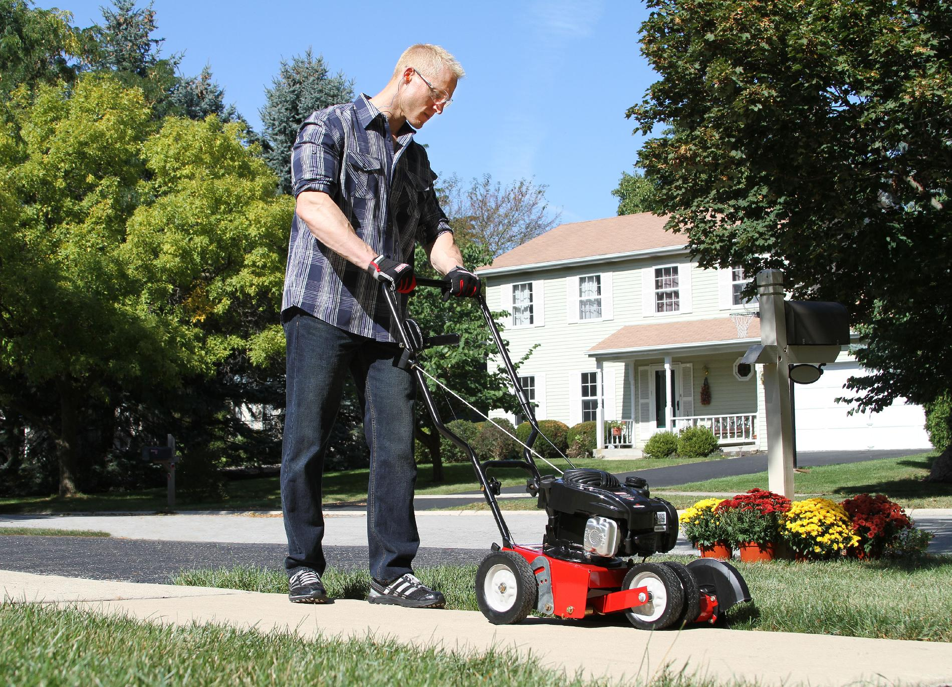 Craftsman 140cc Gas Edger - 50 State