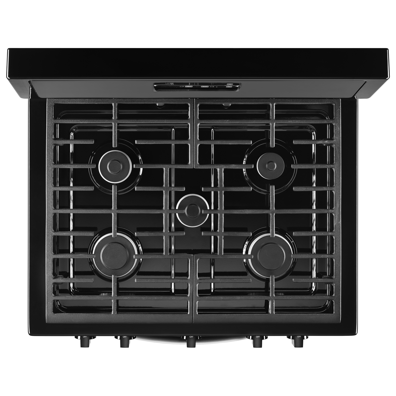 Whirlpool WFG505M0BB 5.1 cu. ft. Gas Range w/ Griddle - Black