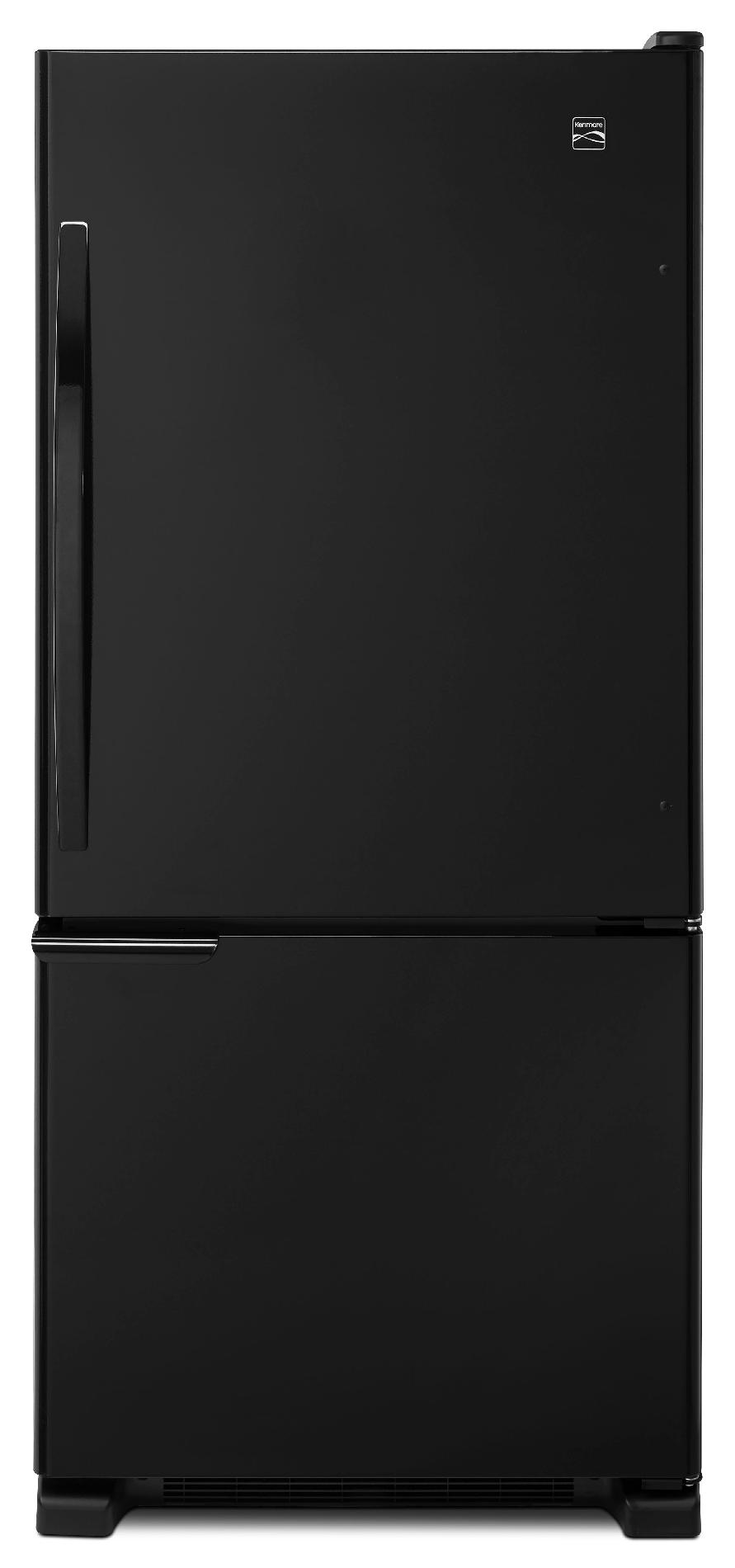 69319-19-cu-ft-Bottom-Freezer-Refrigerator-Black