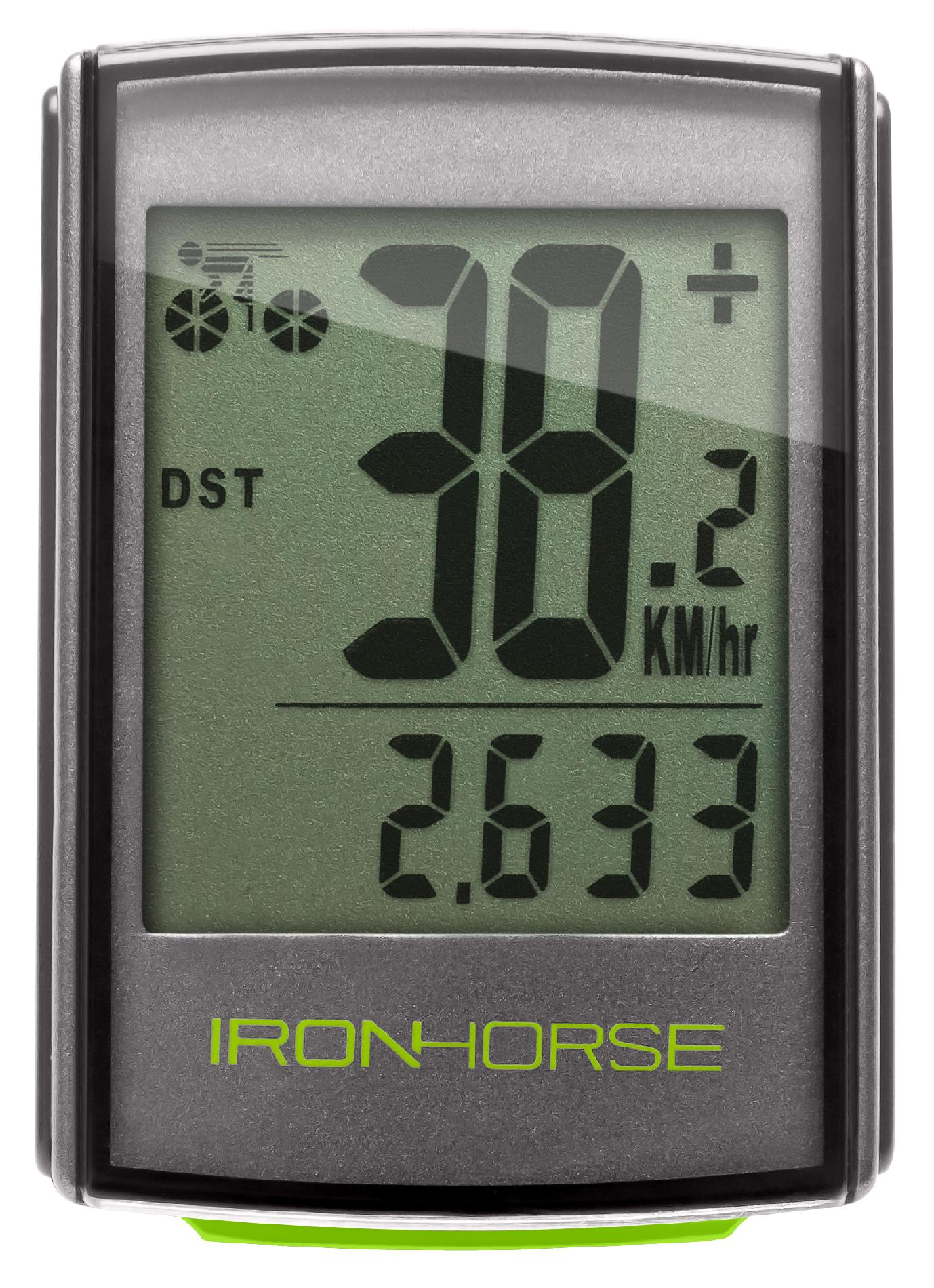 IRON HORSE 22 Function Bike Computer