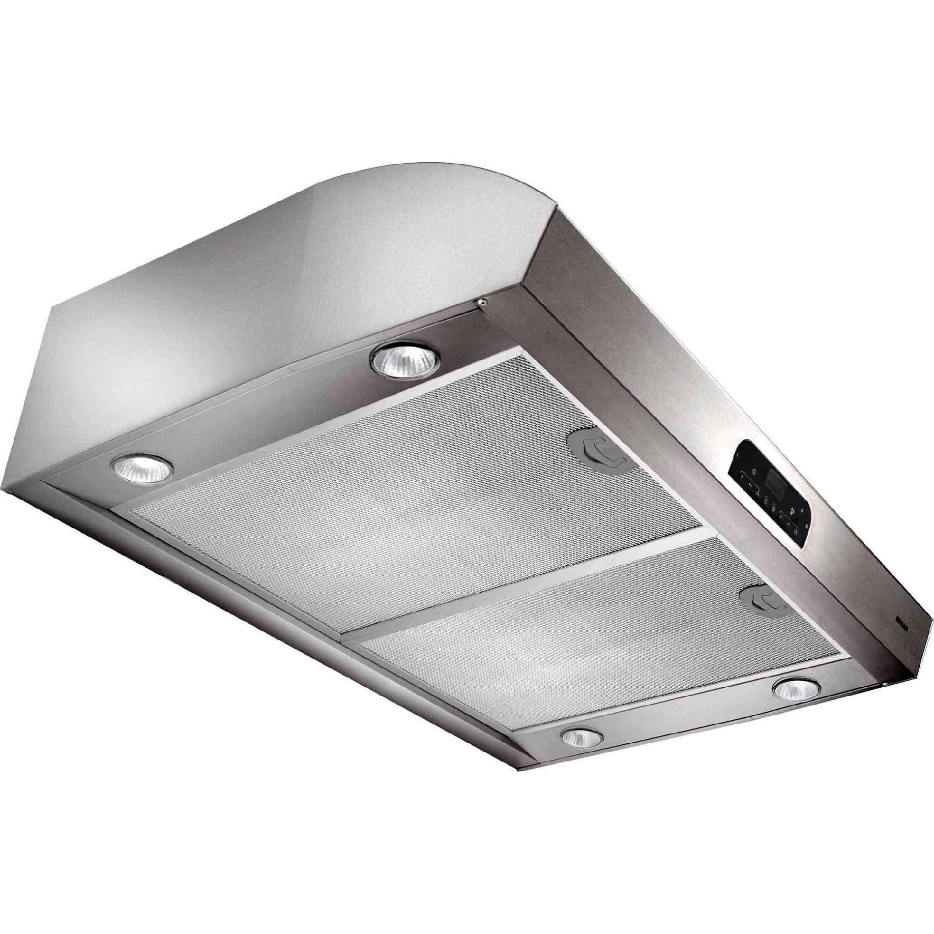 "Broan QP342SS 42"" 450 CFM Under Cabinet Range Hood - Stainless Steel"
