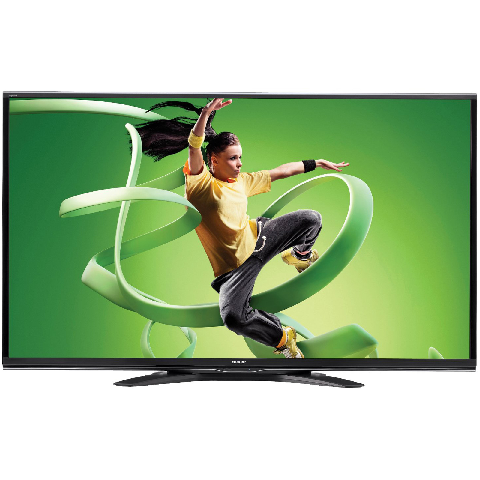 "Sharp 60"" Class AQUOS Q Series 1080p 240Hz LED Smart HDTV - LC-60EQ10U"