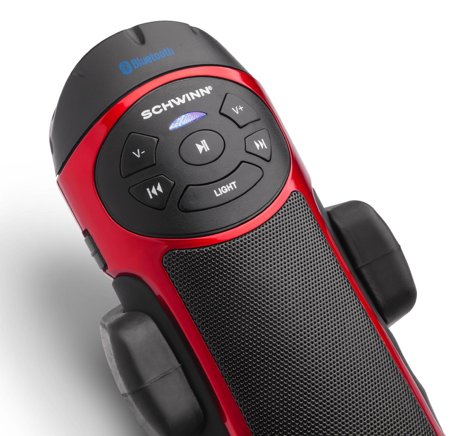 Schwinn Bluetooth Smartphone Action Speaker