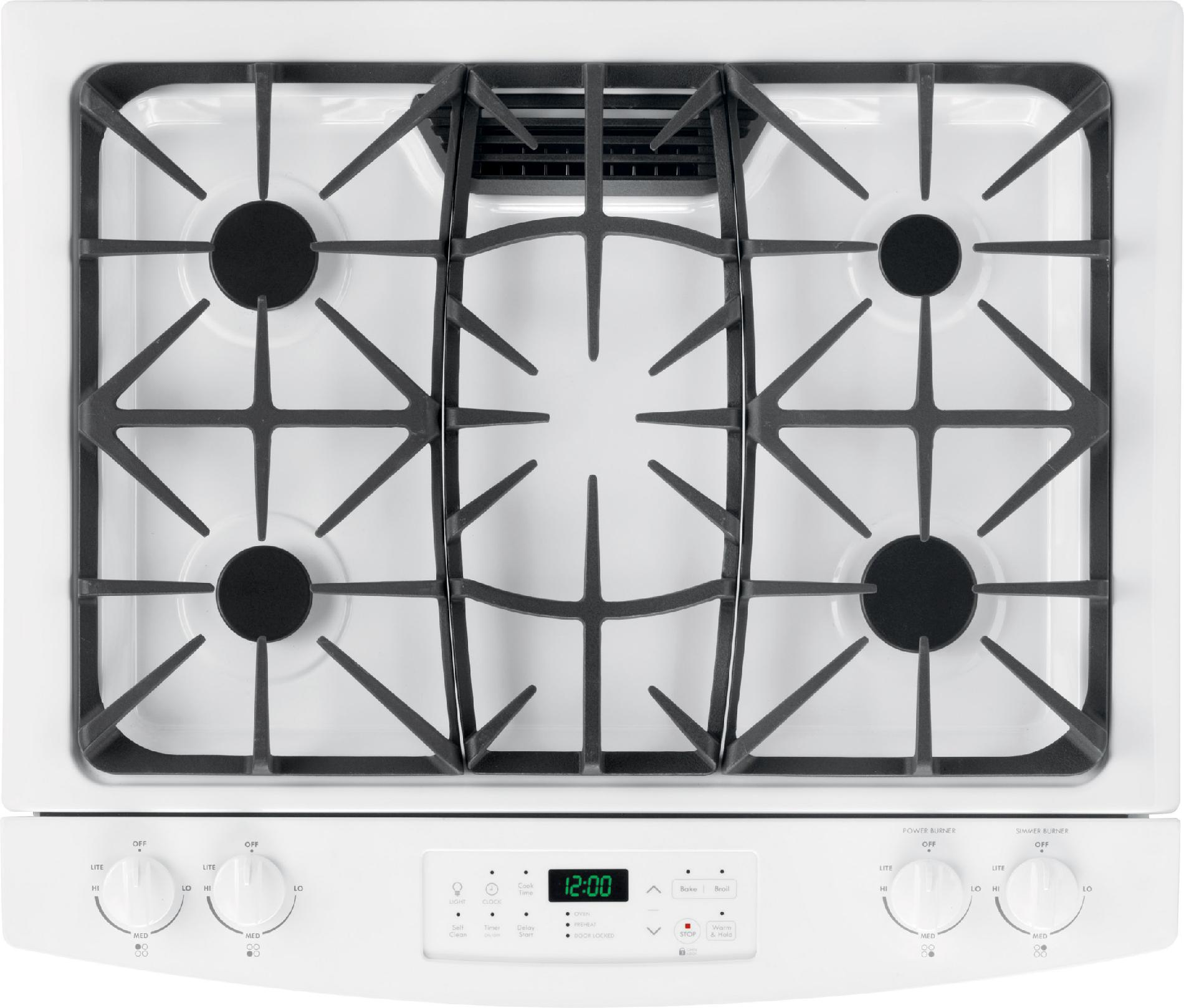 Kenmore 32602 4.5 cu. ft. Slide-In Gas Range - White