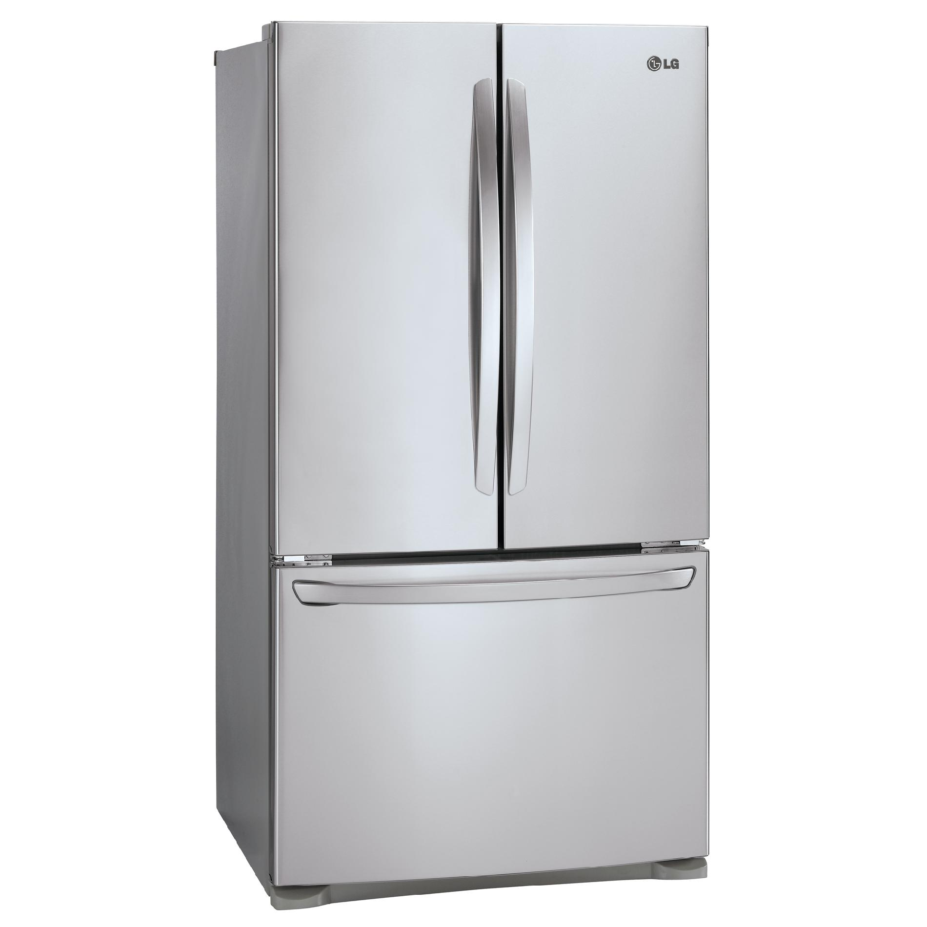 LG LFC28768ST 27.6 cu. ft. Ultra-Capacity French Door Refrigerator w/Smart Cooling