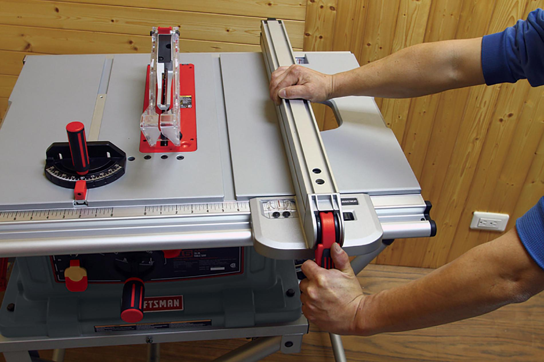 "Craftsman 10"" Jobsite Table Saw"
