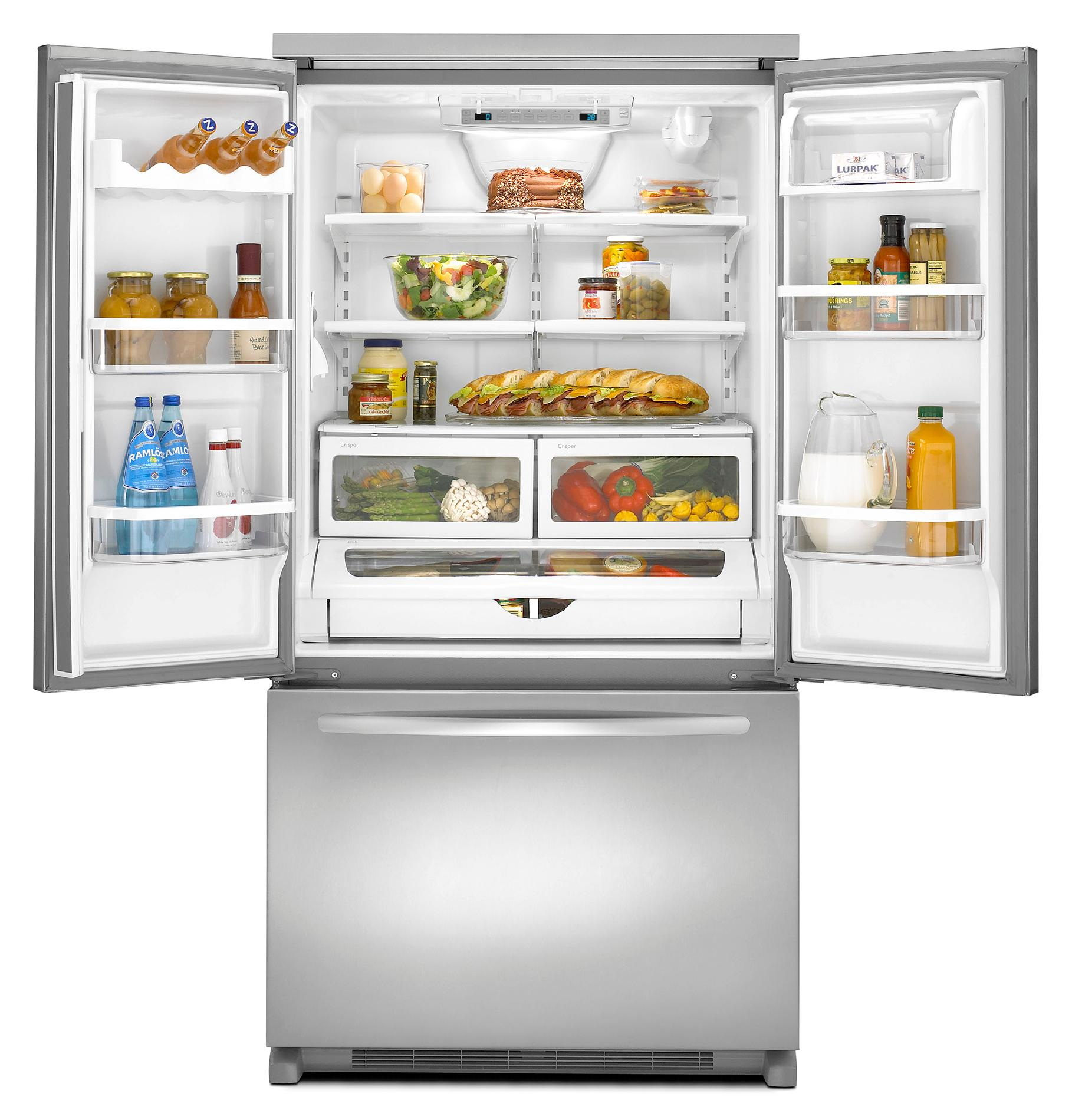 KitchenAid 19.8 cu. ft. French-Door Refrigerator w/ Interior Water Dispenser