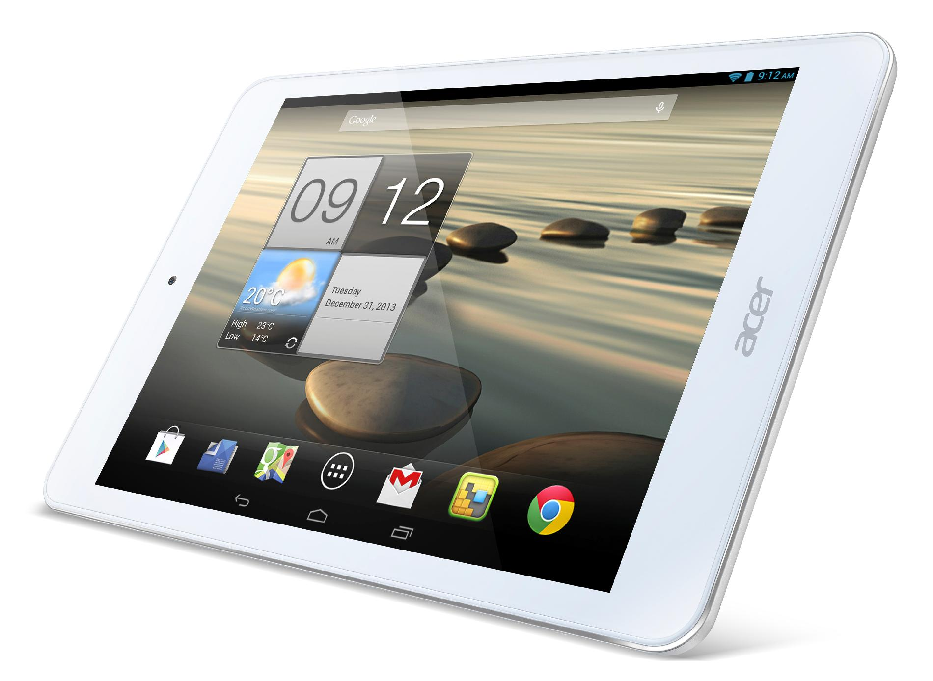 "Acer 7.9"" Tablet with 16GB and Android Jelly Bean - Silver"