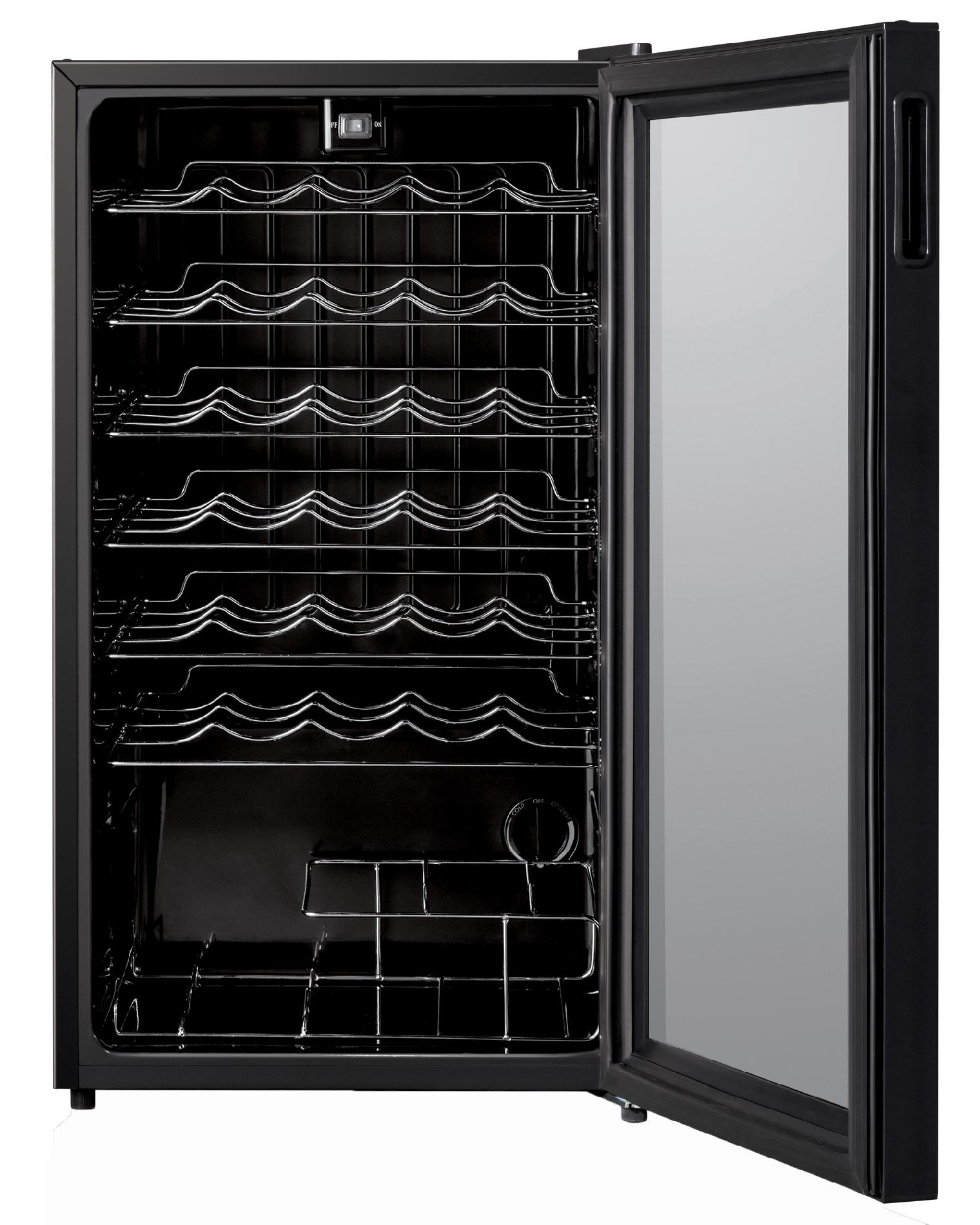 Kenmore 99269 33-Bottle Wine Chiller - Black