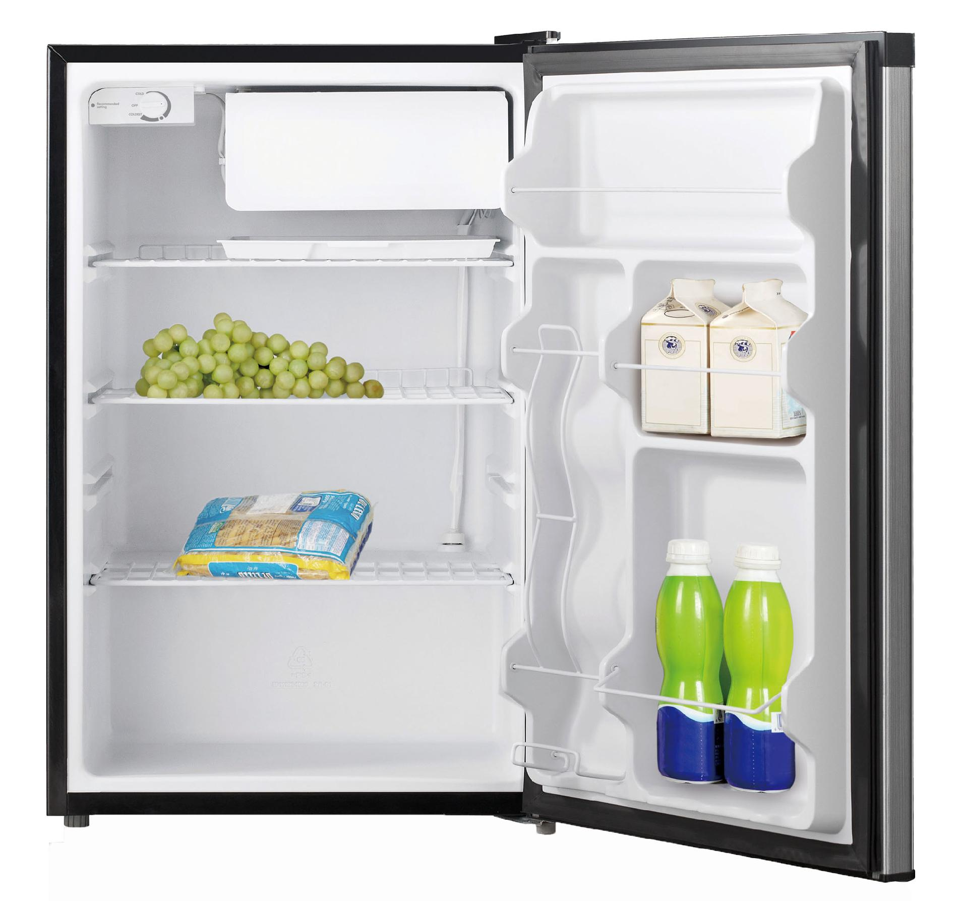 Kenmore 99783 4.4 cu. ft. Compact Refrigerator - Stainless Steel