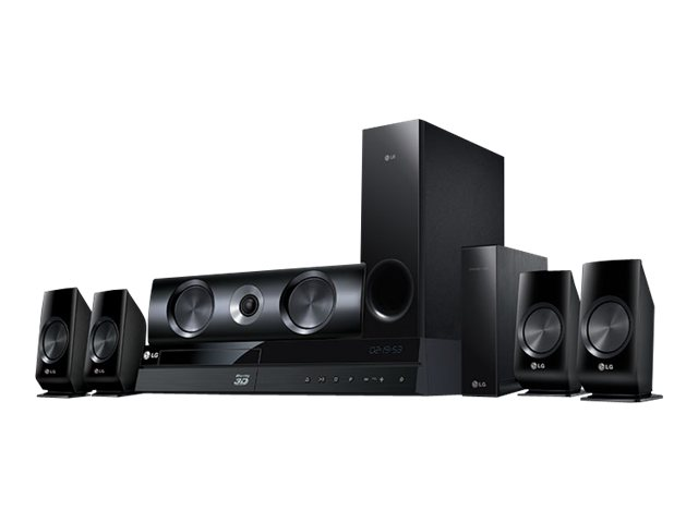 LG 3D Blu-Ray Home Theater System - BH6820SW