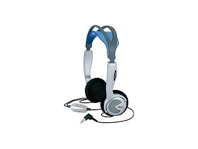 Koss Portable Headphones With In-Line Volume Control