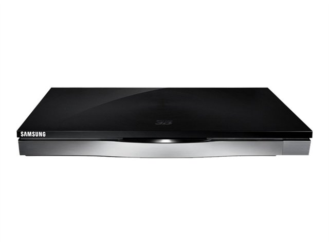 Samsung 3D Blu-ray Disc® Player BD-E6500