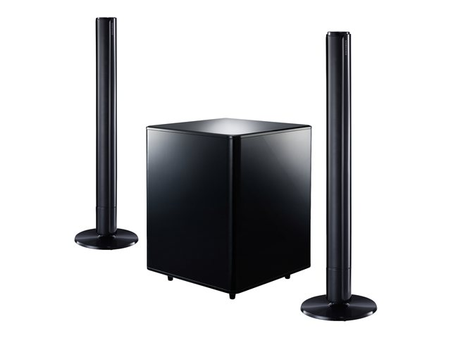 """Samsung 46"""" Convertible Sound Bar with Wireless Subwoofer HW-E550"""