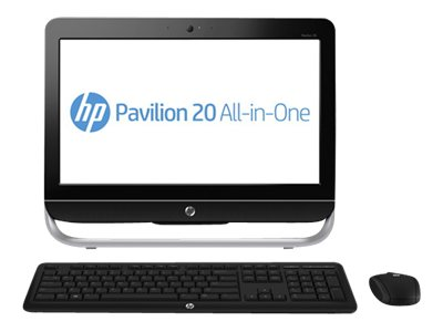 """HP Pavilion 1.40GHz Processor All-in-One PC 20-b010 w/ 20"""" Display"""