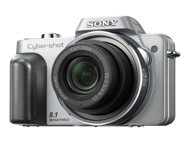 Sony 8.1MP Digital Camera, Black