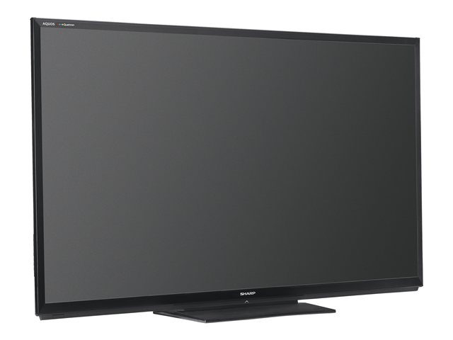 "Sharp 70"" Class Aquos Quattron 1080p 240Hz 3D LED Smart HDTV-LC70LE847U"