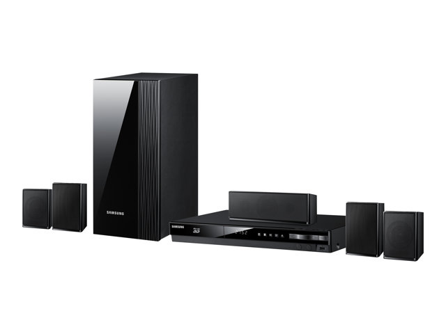 Samsung 5.1 1000W Smart 3D Blu-ray Home Theater -  HT-E4500