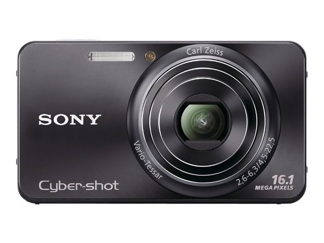 Sony Cyber-shot® Digital Camera W570- Black