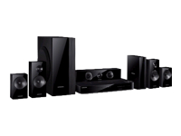 Samsung 5.1 Channel Home Theater System w/ 3D Blu-ray™ & Wi-Fi HT-F5500W
