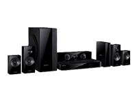 Samsung 5.1 Channel Home Theater System w/ 3D Blu-ray™ & Wi-Fi HT-F5500W