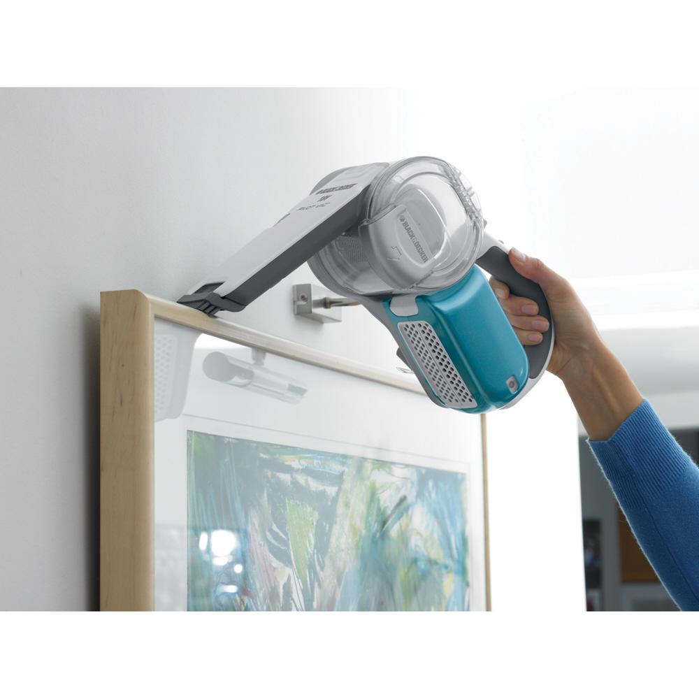 Black & Decker Pivot Vac™ 18 V Cordless Pivoting Hand Vacuum