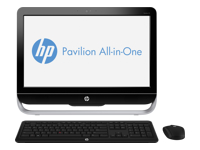 "HP Pavilion 1.70GHz Processor All-in-One PC 23-b010 w/ 23"" Display"