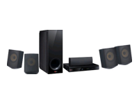 LG 1,000W 5.1-Channel 3D Smart Home Theater System - BH6730S